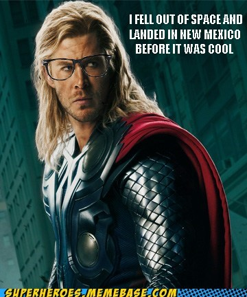 Thor hipster space roswell - 6683768576
