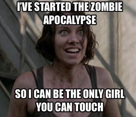 apocalypse The Walking Dead - 6683792384