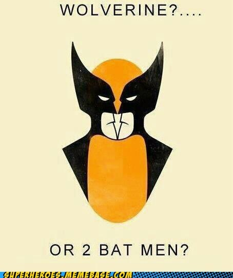 wolverine art batman - 6683880448
