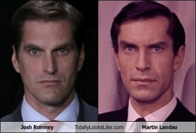 funny TLL celeb actor politics Josh Romney martin landau - 6683997696