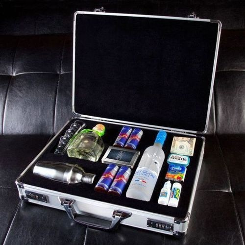 suitcase,transporting,alcohol