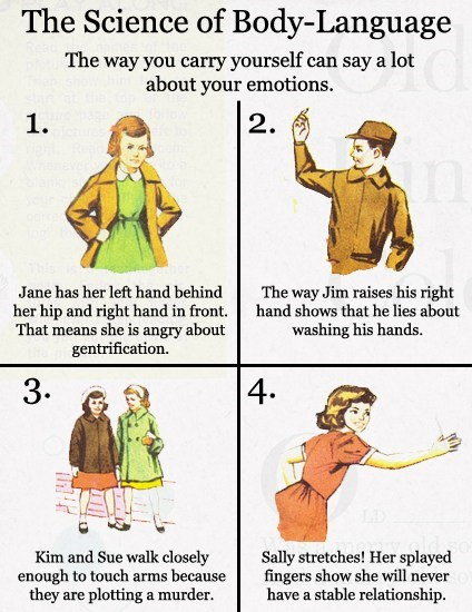 body language science emotions stable relationship - 6684367872
