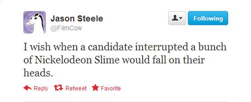 nickelodeon slime debates interruptions candidates - 6684580352