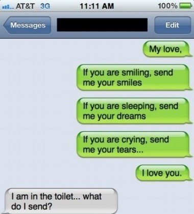 dont-send-anything iPhones toilet bathroom - 6684609280
