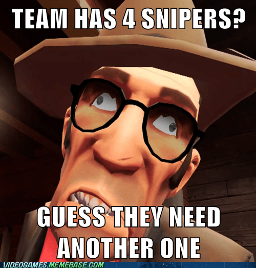 snipers Team Fortress 2 team
