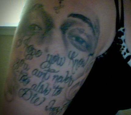 lil wayne arm tattoos - 6684849408
