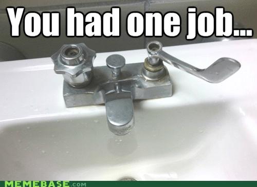 faucet one job school - 6685055232