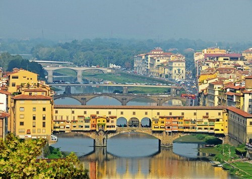 bridge Italy europe design - 6685394944