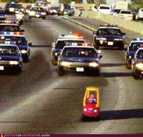high speed police chase toy car - 6685625600