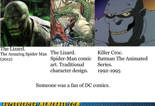 batman robin killer croc - 6685803776