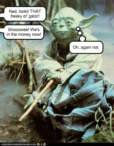 funny Movie star wars yoda - 6685840640