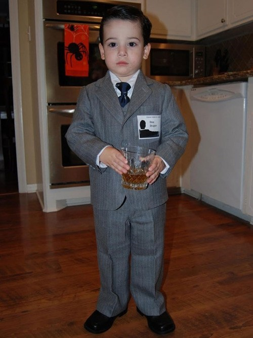 don draper,mad men,childrens-costumes