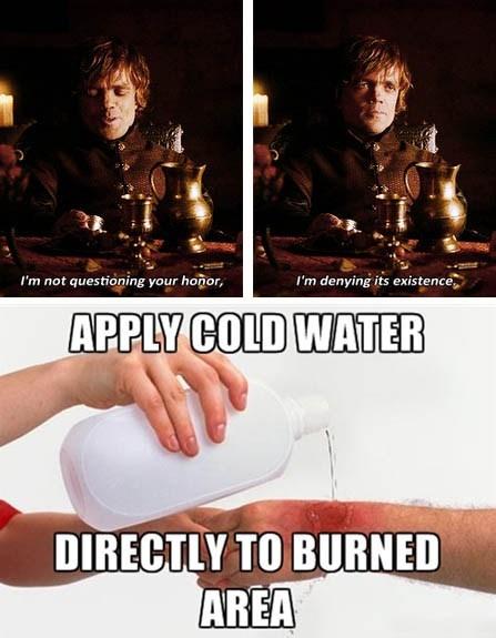 funny TV peter dinklage actor celeb hbo Game of Thrones burn - 6687017728