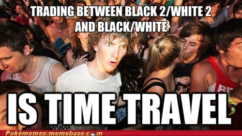 sudden clarity clarence meme time travel trading - 6687269376