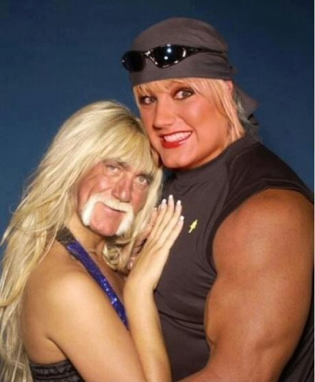 face swap what have I done Hulk Hogan