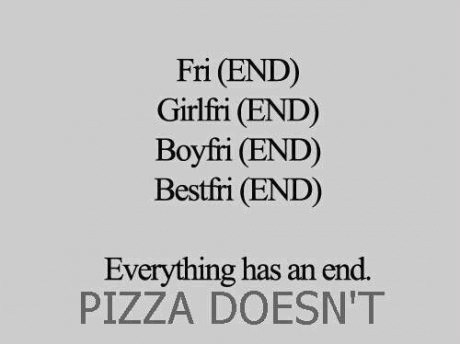 5ever pizza food friends relationships end hipster edit - 6687472128