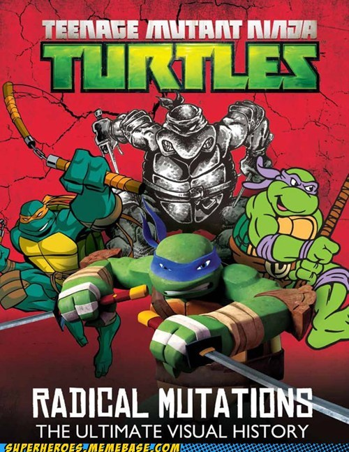 TMNT art evolution - 6687553024