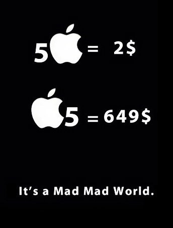apple maps,mad world,iphone 5