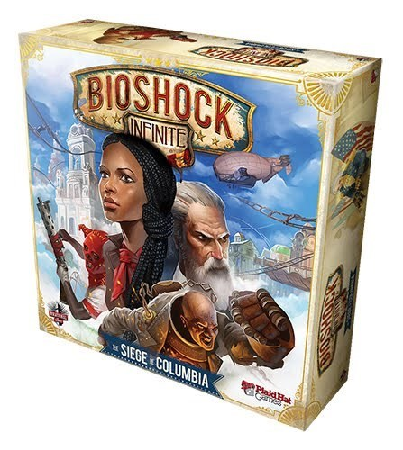 bioshock,infinite,tabletop,board game,strategy