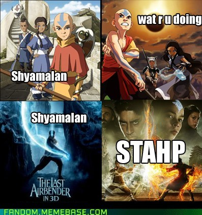 Avatar m night shyamalan stahp - 6688400640