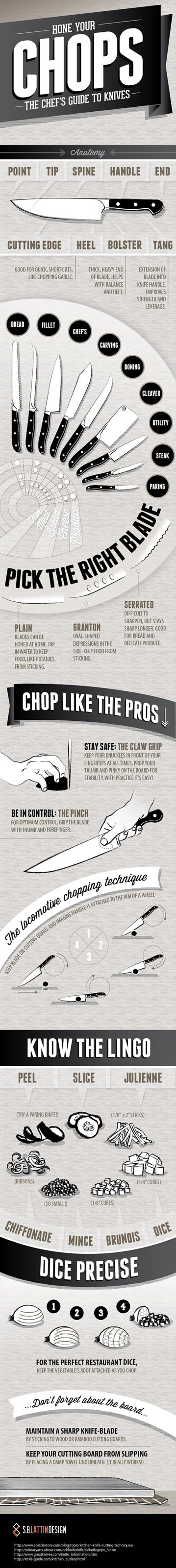 how-to guide,knives,safety
