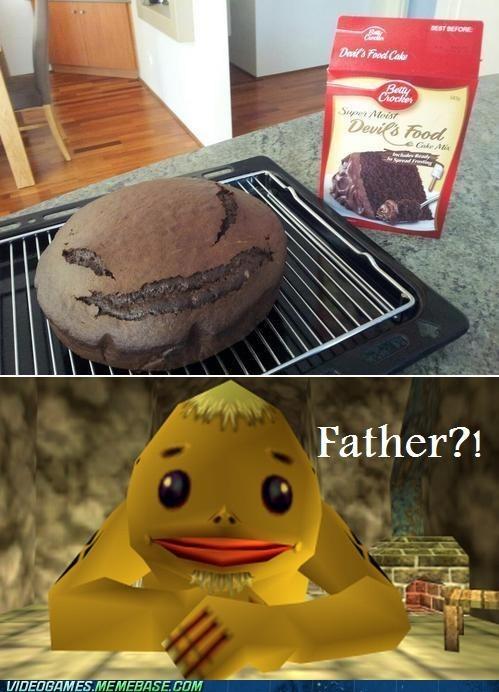 cake,goron,zelda