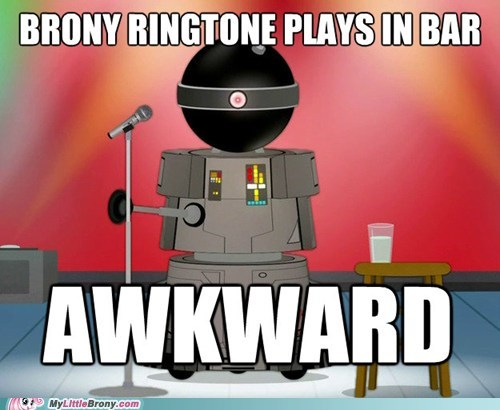 Awkward South Park brony bot - 6688873216