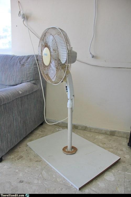 fan stand,fan prop,fan