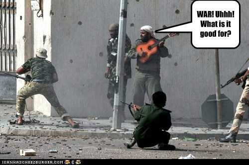 guitar protester war singing song embedded Syrian Uprising - 6689555712