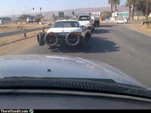 spare tire bumper - 6690165504