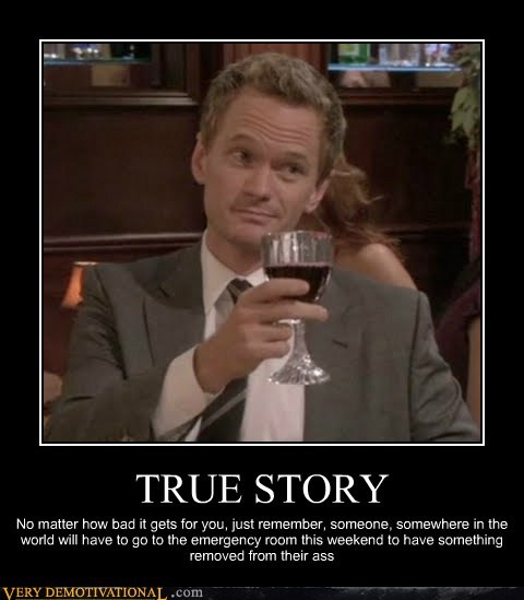 true story Neil Patrick Harris butt stuff