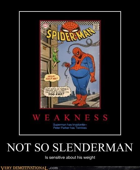 Spider-Man slenderman fatty - 6691049472