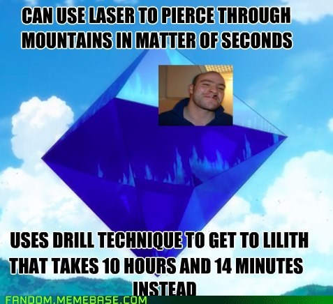 evangelion Memes Good Guy Greg remiel - 6691206912