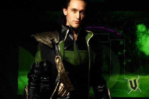 loki,cosplay,The Avengers,superheroes