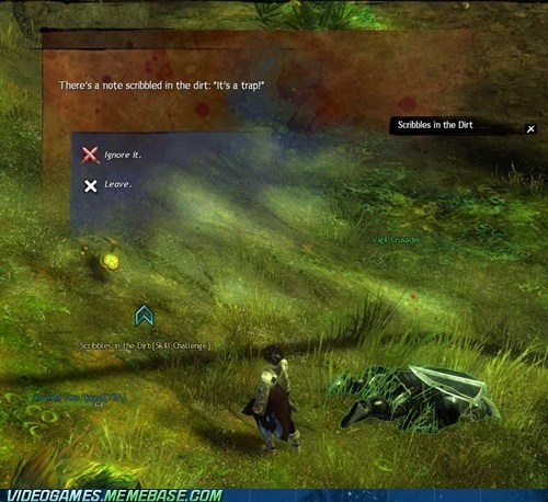 guild wars 2,PC,video game logic,trap
