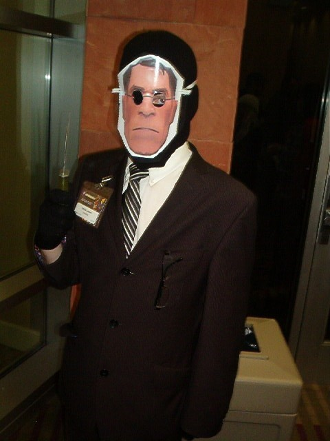 TF2 video games spy cosplay - 6692919808