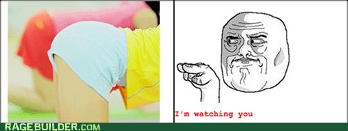 im-watching-you buttslol gangnam style - 6693028864