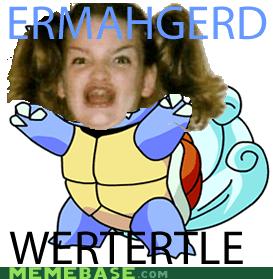 Ermahgerd,Pokémon,wartortle