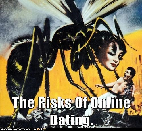 bee wasp woman man monster dating - 6693820928