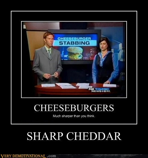 sharp chedder cheesburger wtf - 6694168064