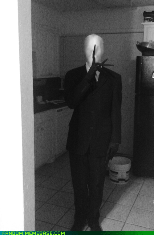 cosplay video games slender slenderman - 6694302976