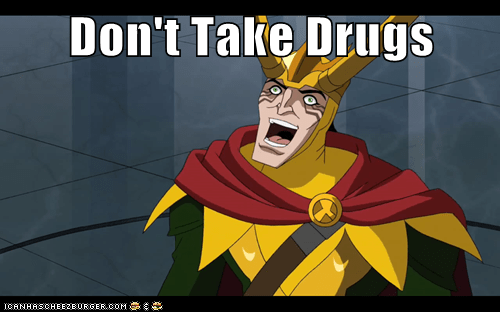 I Don't Take Advice From Loki