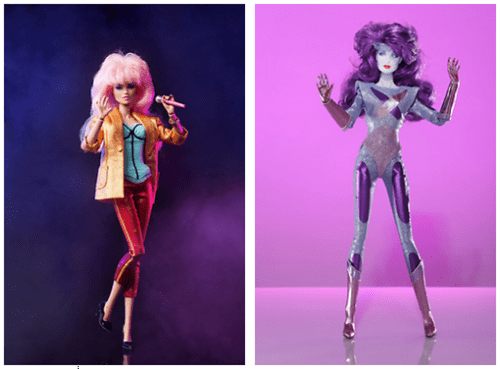 jem and the holograms jem dolls - 6695305728