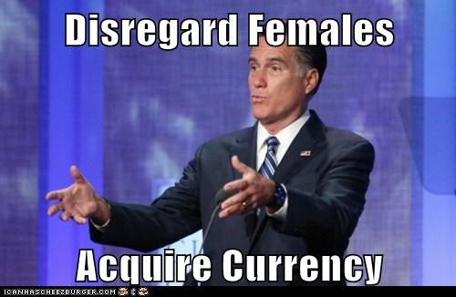 Mitt Romney get money hip hop translation