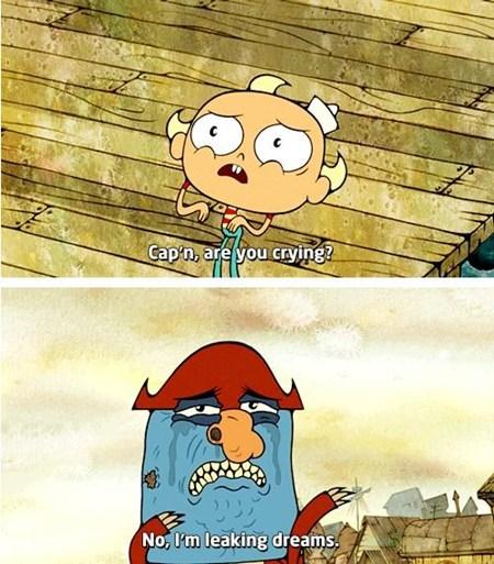 salty dreams TV cartoons crying - 6695764736