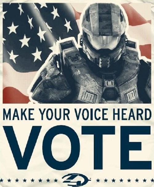 Halo 4 election vote - 6695905536