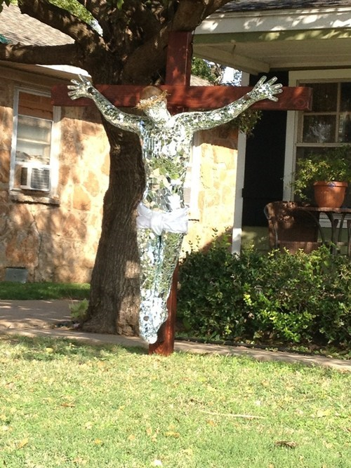 disco jesus sacrelidge