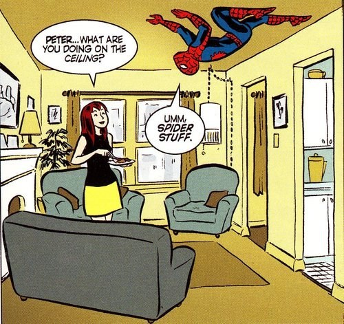 Spider-Man spider stuff mary jane - 6695960064