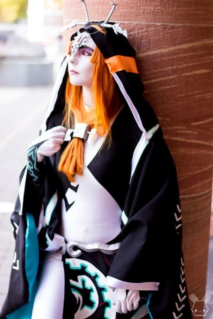 cosplay Midna legend of zelda video games