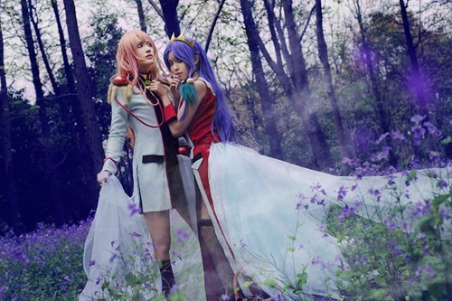 Revolutionary Girl Utena anime cosplay - 6696136192